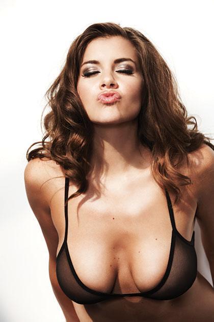 BBG güzeli Imogen Thomas.. - 36