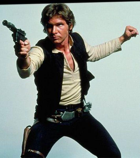Star Wars'un en sevilen karakterlerinden Han Solo galaksinin en maceraperest ve gözüpek adamlarından...