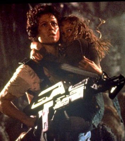 Ellen Ripley karakteri, Alien serisinde Sigourney Weaver'ın canlandırdığı karakterdir...