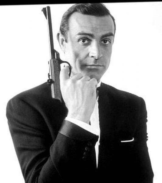007 kod numarası ile akıllarımıza kazınmış film karakteri James Bond, Goldfinger filminde Sean Connery'nin canlandırdığı efsanevi ajandır...