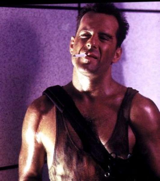 John Mcclane karakteri, Die Hard serisinde Bruce Willis'in canlandırdığı bezgin, esprili, iyi yumruk atan polis karakteridir...