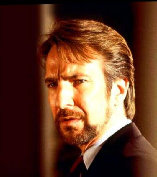 Hans Gruber karakteri, Die Hard serisinde Alan Rickman'ın canlandırdığı sıkı karakterlerdendi...