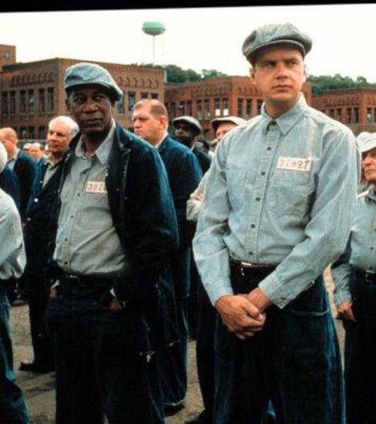 Morgan Freeman'ın Shawshank Redemption filminde canlandırdığı Ellis 'Red' Redding karakteri, senelerdir hapishanede yaşamını sürdüren ve artık kendine hapishanede yeni bir hayat kurmuş, gerektiğinde acımasız, gerektiğinde merhametli karakterdir...