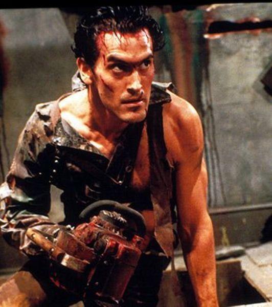 Ash Evil Dead I, II & Army of Darkness filminde Bruce Campbell'in canlandırdığı Ash karakteridir...