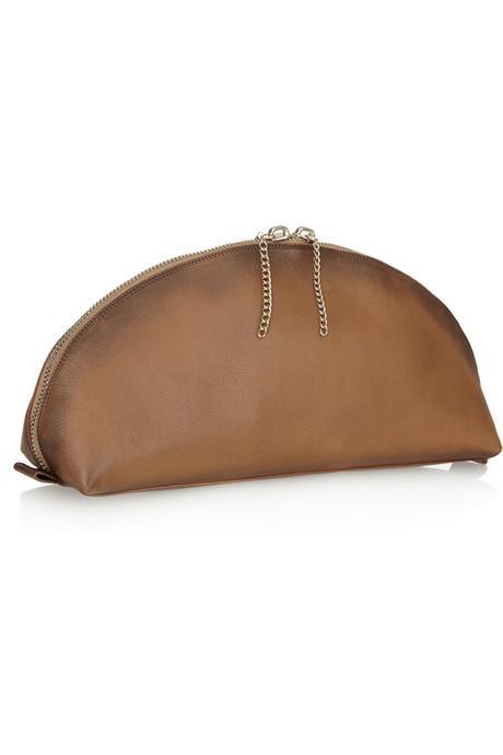 Yarım ay görünümünde el çantası, Maison Martin Margiela