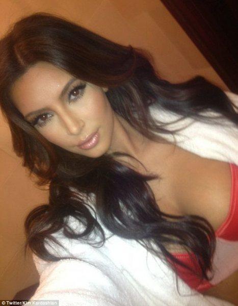 Kardashian'ın en özel görüntüleri - 5