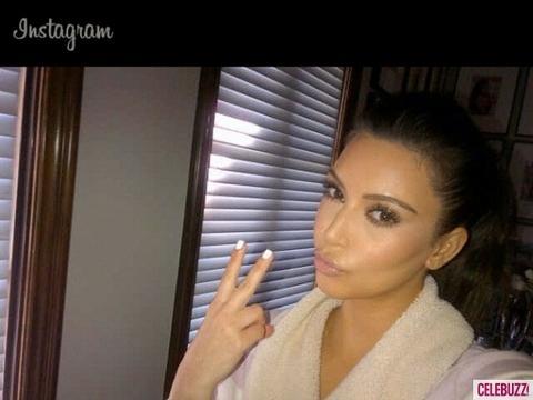 Kardashian'ın en özel görüntüleri - 27