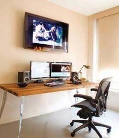 Burası da Türkiye'nin en ünlü şovmenlerinden birinin ofisi.