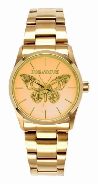 Golden Touch watch © Zadig & Voltaire
