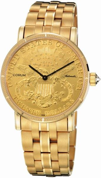 Coin Watch © Corum