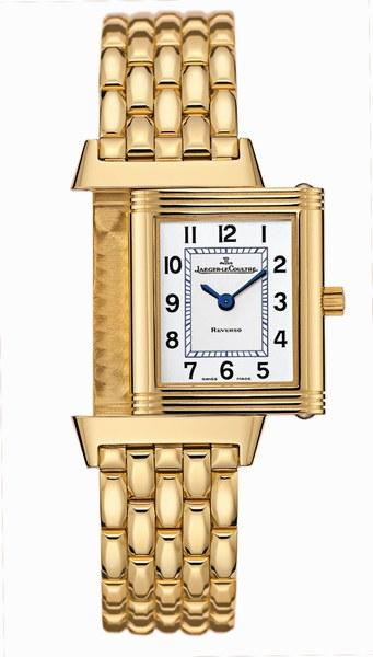 Reverso gold watch © Jaeger-LeCoultre