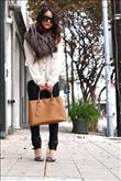 Siyah-beyaz giymenin en iyi 7 yolu - 1