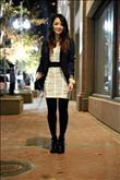 Siyah-beyaz giymenin en iyi 7 yolu - 2