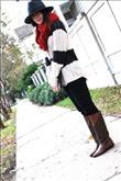 Siyah-beyaz giymenin en iyi 7 yolu - 4
