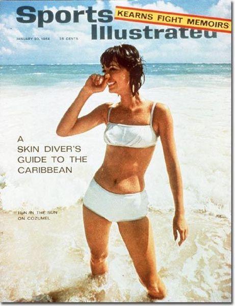 Geçmişten bugüne Sport Illustrated kapakları - 49