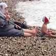 En komik plaj fotoğrafları - 12
