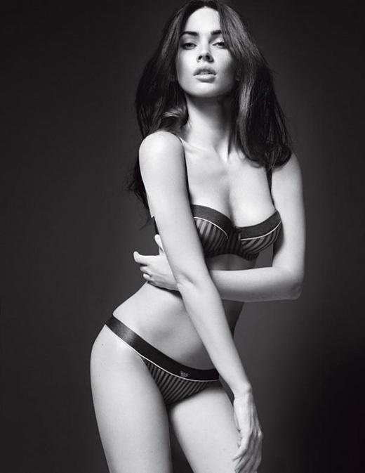 Megan Fox'da bir dönem Anmani markasının tanıtımlarında yer almıştı.