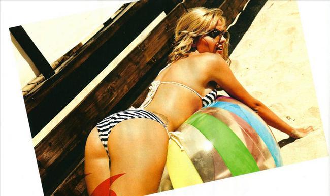 alexandra stan bikini