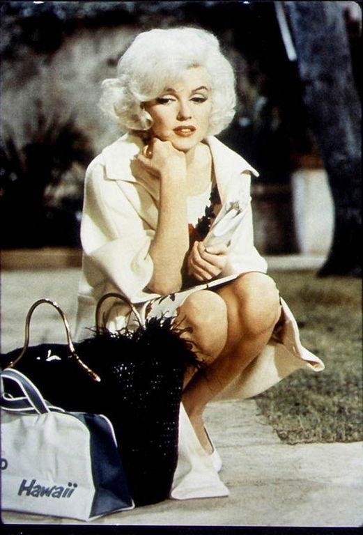 Marilyn Monroe'nun hiç görmediğiniz fotoğrafları - 8