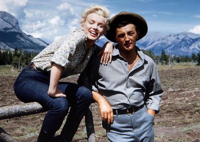 Marilyn Monroe'nun hiç görmediğiniz fotoğrafları - 9