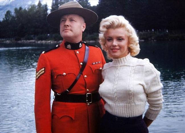 Marilyn Monroe'nun hiç görmediğiniz fotoğrafları - 11