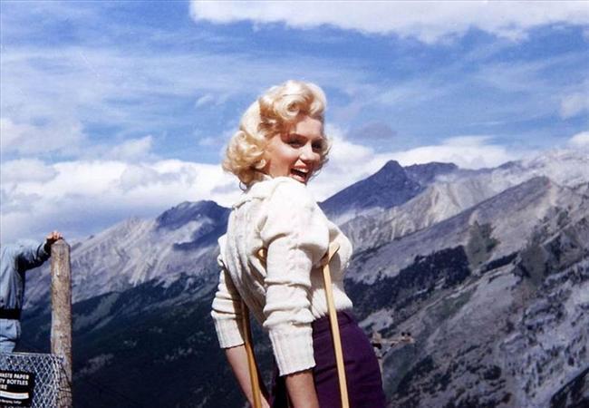 Marilyn Monroe'nun hiç görmediğiniz fotoğrafları - 12