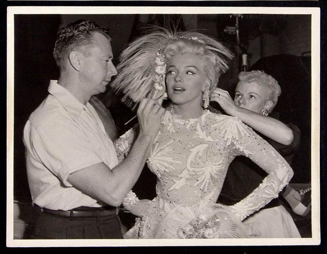Marilyn Monroe'nun hiç görmediğiniz fotoğrafları - 13