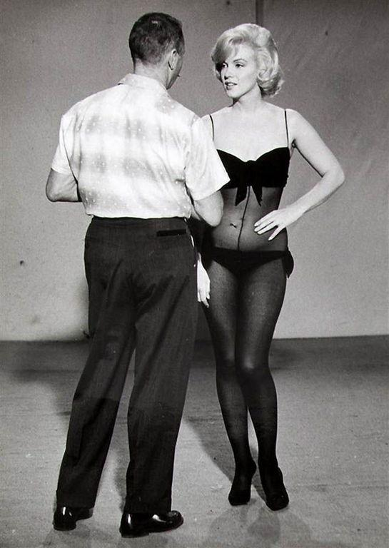 Marilyn Monroe'nun hiç görmediğiniz fotoğrafları - 14