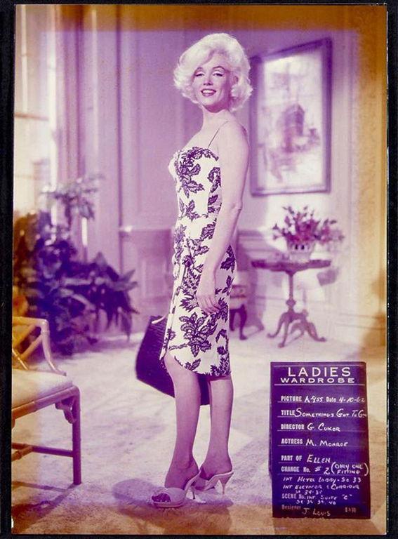 Marilyn Monroe'nun hiç görmediğiniz fotoğrafları - 22