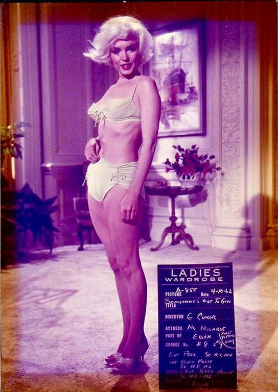 Marilyn Monroe'nun hiç görmediğiniz fotoğrafları - 23
