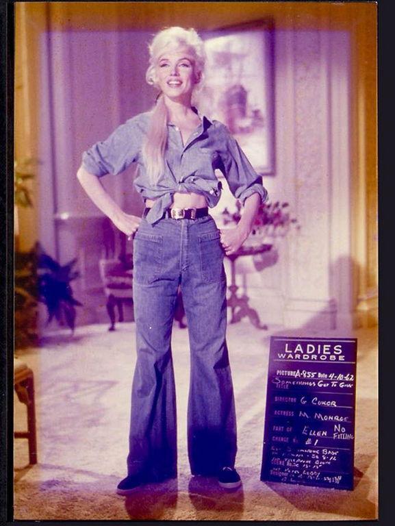 Marilyn Monroe'nun hiç görmediğiniz fotoğrafları - 24