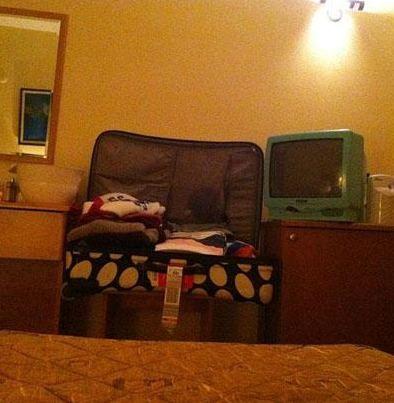 Ezgi Mola'nın odası.