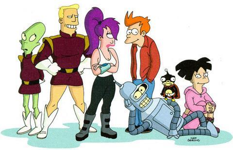 Futurama (1999- ...)