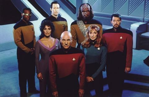 Star Trek The Next Genaration (1987-1994)