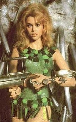 Jane Fonda'nın gençlik yıllarından