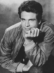 Warren Beatty'nin gençlik yıllarından.