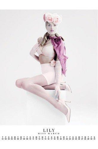 Lily Donaldson Londra'da çıktığı bir alışveriş sırasında keşfedilmişti