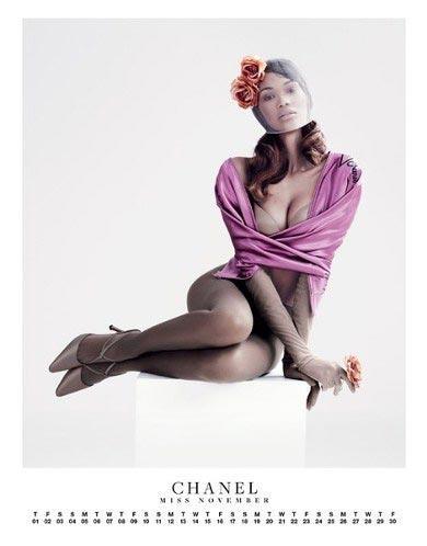 Chanel soğuk Kasım ayını ısıtıyor