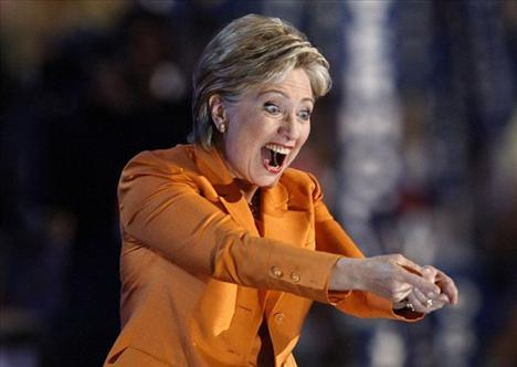32 Hillary Clinton