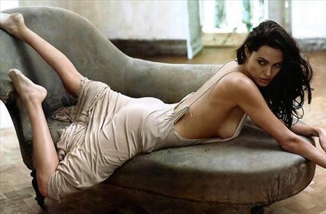 13 Angelina Jolie