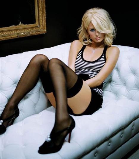 9 Paris Hilton