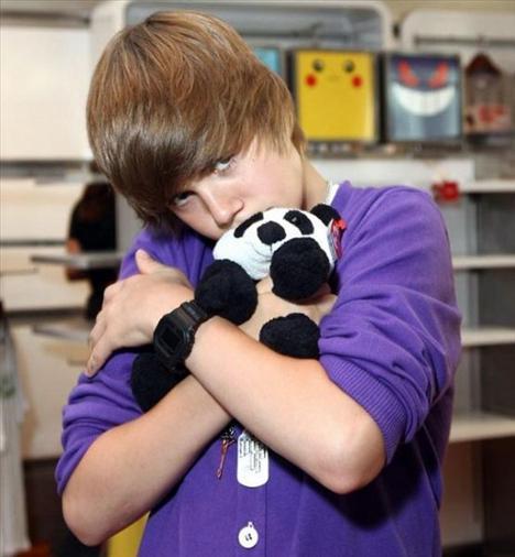 7 Justin Bieber