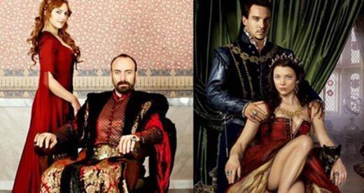 Muhteşem Yüzyıl aslında Osmanlı'nın en parlak dönemine ve onun mimarı olan Muhteşem Süleyman lakaplı Kanuni Sultan Süleyman ile Hürrem Sultan'ın aşkına odaklanıyor.