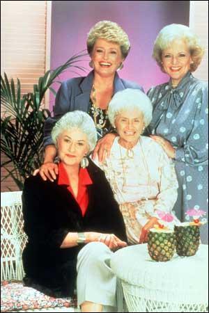 Altın Kızlar, uzun süre ülkemizde de gösterilen The Golden Girls'ün uyarlamasıydı.