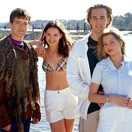 Bu dizinin esin kaynağı da ABD yapımı bir dizi olan Dawson's Creek'ti.