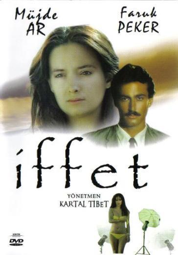 Filmde Müjde Ar ve Faruk Peker başrolleri üstleniyordu
