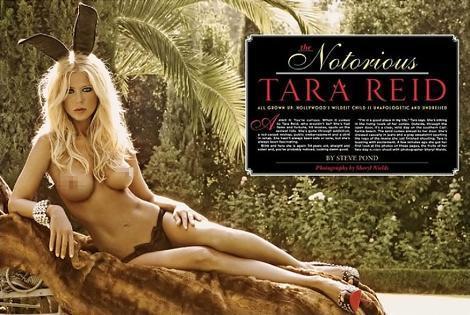 Özellikle karın bölgesinden geçirdiği estetik operasyonların yarattığı deformasyon bikinili fotoğraflarda göze çarpan Reid, Playboy'a verdiği pozlarda kusursuz görünüyor. Bu da elbette sarışın yıldızın fotoğraflarının 'ağır' bir photoshop uygulamasından geçtiği iddialarını gündeme getirdi