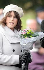 PRENSES EUGENIE  18 yaşındaki prenses normal yaşantısında böyle görünüyor.