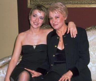 Bahar Hanım, Berna Laçin'in annesi.