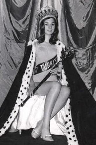 Yelda Gürani, 1967 Türkiye güzeli seçilmişti.